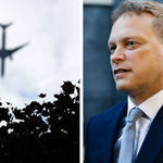 Grant Shapps is set to hold a press conference from 10 Downing Street today