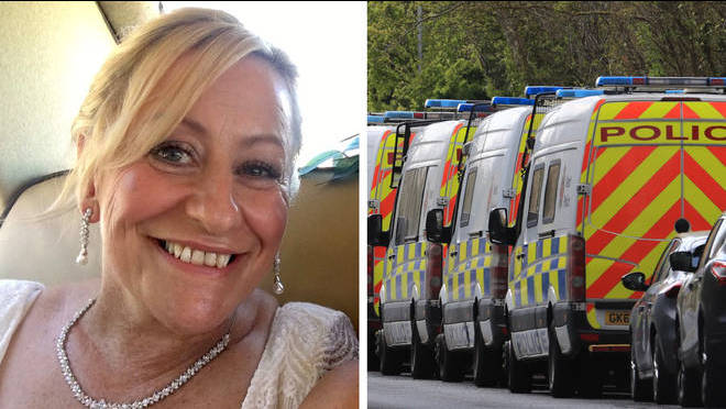 PCSO Julia James was found dead in Akholt Wood near her home in Snowdown, Kent