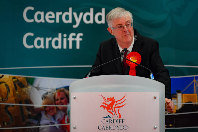 Mark Drakeford will continue as Welsh First Minister as Labour holds on to power in Wales
