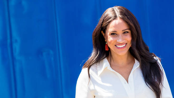 (File photo) Meghan Markle had her first TV appearance since the bombshell Oprah interview