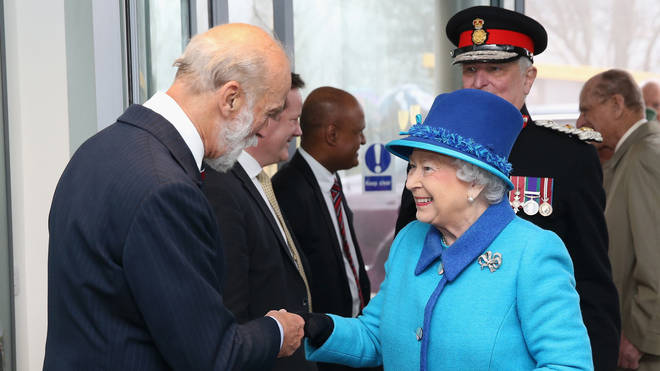 The Queen's cousin Prince Michael has denied the allegations