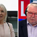 Nick Ferrari was speaking to the Mental Health Minister