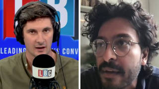 '127,000 deaths - no way that can be judged a success', Doctor tells LBC