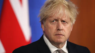 Boris Johnson is coming under pressure to allow another referendum on Scottish independence