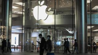 Apple is facing a £1.5 billion legal battle