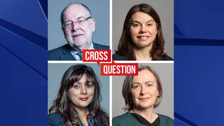 Cross Question with Iain Dale: Live from 8pm