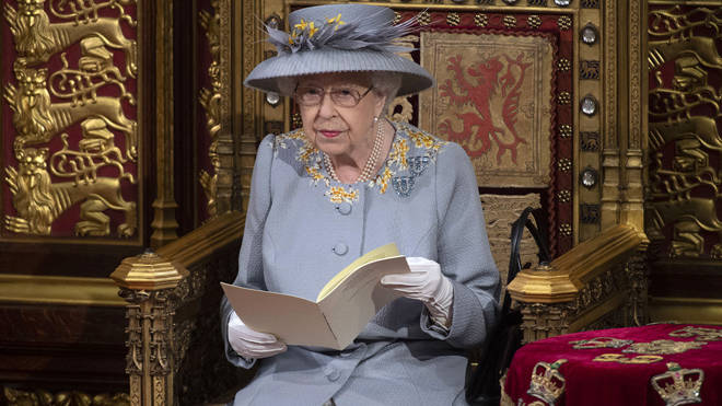 The Queen has laid out what she expects her Government to do