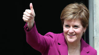 Nicola Sturgeon confirmed which restrictions would be lifted in Scotland from Monday