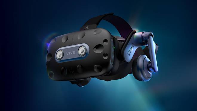The new HTC Vive Pro 2 virtual reality headset