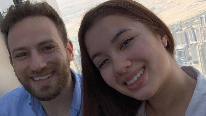 Caroline Crouch, 20, died during a home burglary in Greece