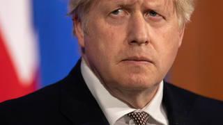 Boris Johnson has an outstanding court judgement