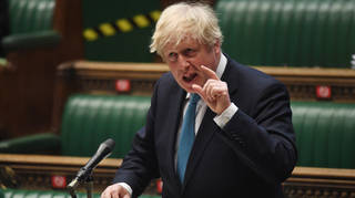 Boris Johnson said the public inquiry would begin in Spring next year