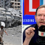 'When it happens again': James O'Brien reflects on the Israel-Palestine conflict