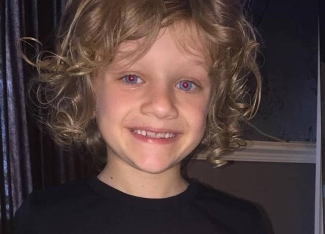 The family of a boy who died after being struck by lightning have paid tribute to him