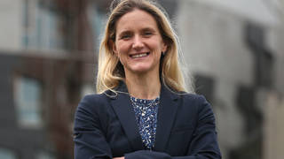 Kim Leadbeater said she would be talking to Labour members in Batley and Spen about running in the forthcoming by-election