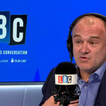 The Lib Dem leader was speaking to LBC's Nick Ferrari