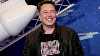 Both Bitcoin and Tesla shares took a hit after the announcement