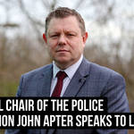 Watch LIVE: Police Federation chair John Apter speaks to LBC