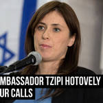 Watch LIVE: Israeli Ambassador Tzipi Hotovely takes your calls
