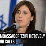 Watch LIVE: Israeli Ambassador Tzipi Hotovely takes your calls
