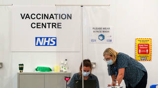 People aged 18 and over in parts of Blackburn will be able to book a Covid-19 vaccine from next week