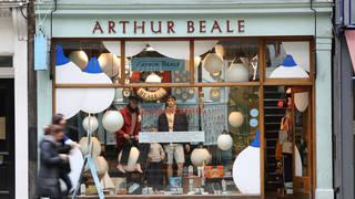 Arthur Beale store