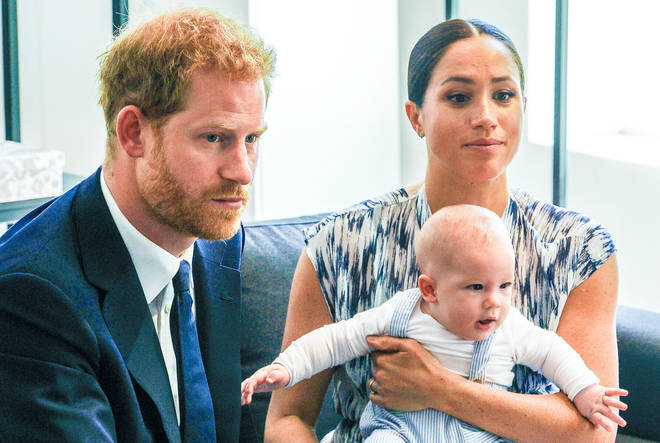 """Prince Harry has said he wants to """"break the cycle"""" of the """"pain and suffering"""" of his upbringing"""