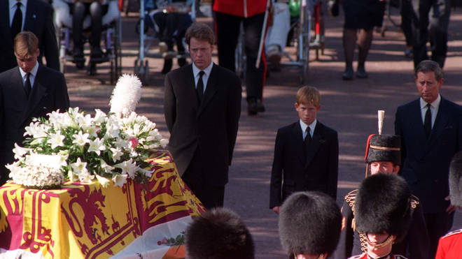 Prince Harry has previously revealed the emotional impact the death of his mother, Princess Diana, had on him as a child