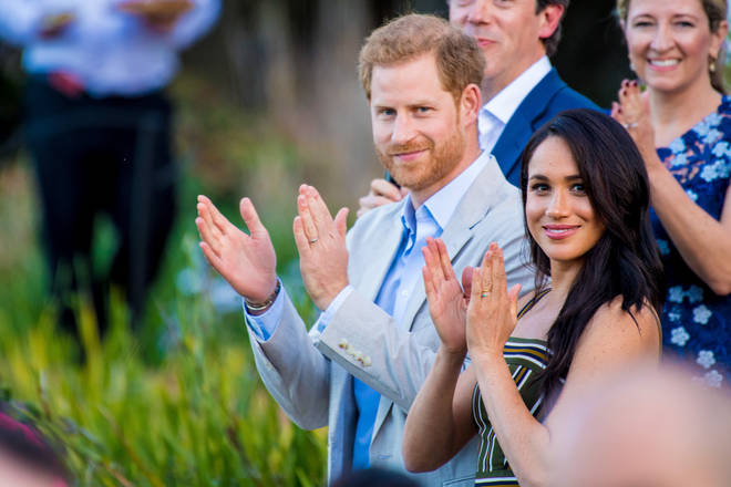Harry and Meghan are expecting their second child