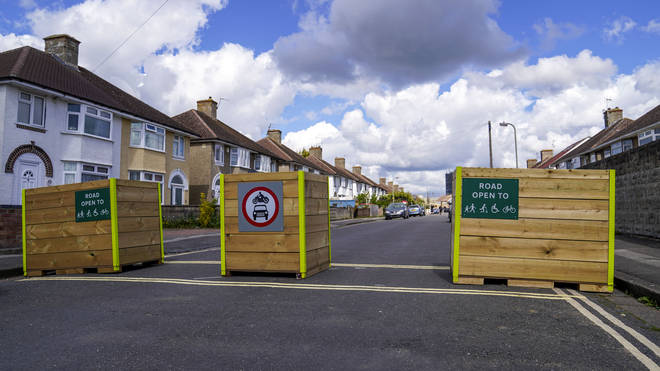 Low Traffic Neighbourhood bollards sometimes prevent police officers from responding to incidents, Dame Cressida has said