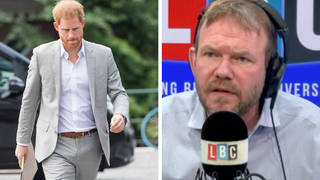 James O'Brien defends Prince Harry amid media criticism in Mental Health Awareness Week