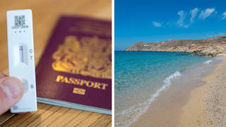 The green list is being keenly watched by those looking for a summer holiday abroad this year.