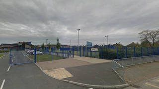 Armed police were sent to a primary school in Middlesbrough