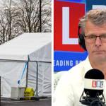 'Local health teams have been emasculated', Professor Ashton tells LBC.