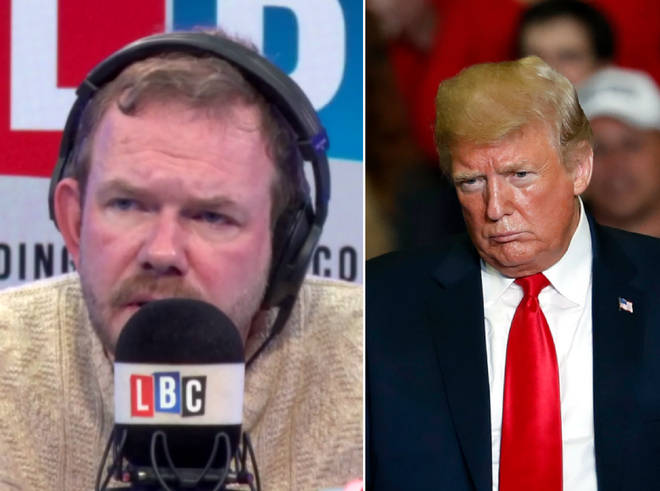 James O'Brien believes the midterm result is perfect for Donald Trump