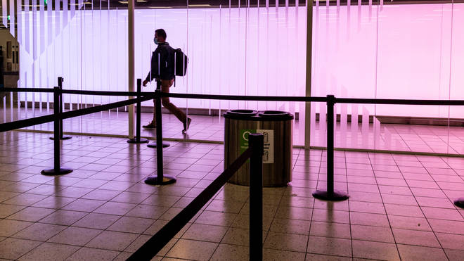 11 people have been charged in connection with violent disorder that took place at London Luton Airport