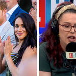 Tabloids should stop vilifying Prince Harry for mental health work, caller insists