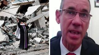 Mark Regev defended Israel's actions in Gaza.