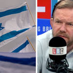 Jewish James O'Brien caller: I shouldn't have to answer for Israel's actions