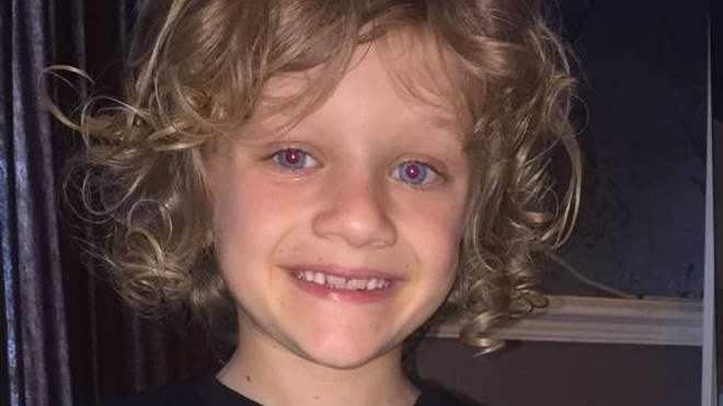 9-year-old Jordan Banks died after being struck by lightning