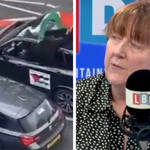 Shelagh Fogarty's powerful response to reports of anti-Semitic threats being shouted from cars