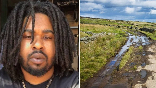 Rhys Thompson, 29, was found dead on the Yorkshire Moors on Friday