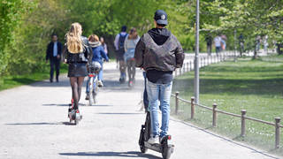 TfL is going to trial e-scooter renting in London
