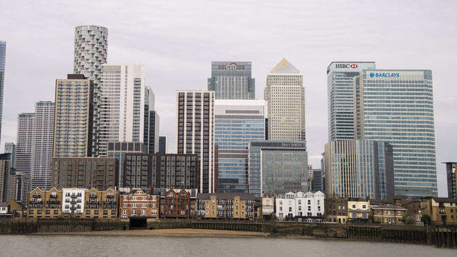 """The UK economy is facing a """"decisive decade"""" of change, the think tank said"""