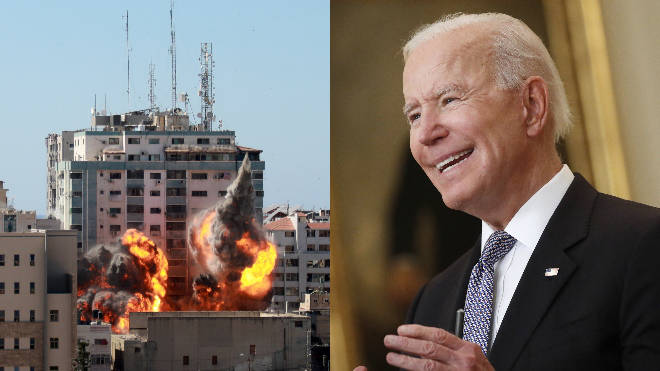 Joe Biden has made a fresh call for an Israel-Gaza ceasefire