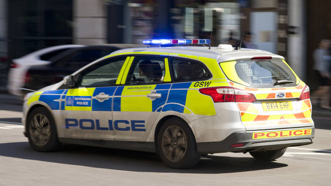 The four men were arrested after reports of anti-Semitic abuse on 16 May