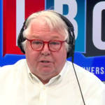 Nick Ferrari clashed with this caller