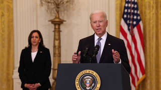 Vice President Harris joined President Biden in sharing her tax return for the last year