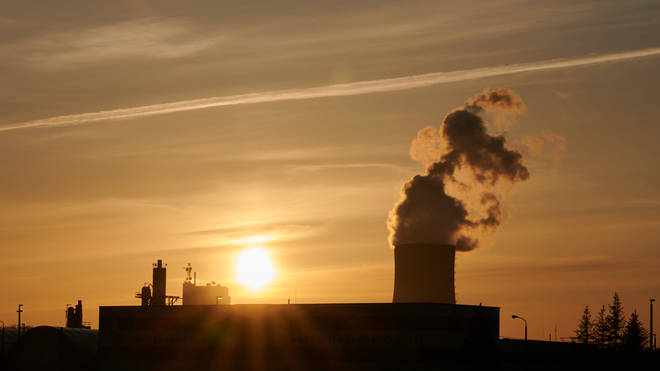 Burning coal is a significant contributor to air pollution