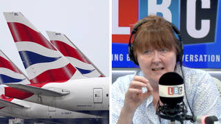 'Why are we letting planes in?': Furious caller's outburst as Indian variant rises in UK